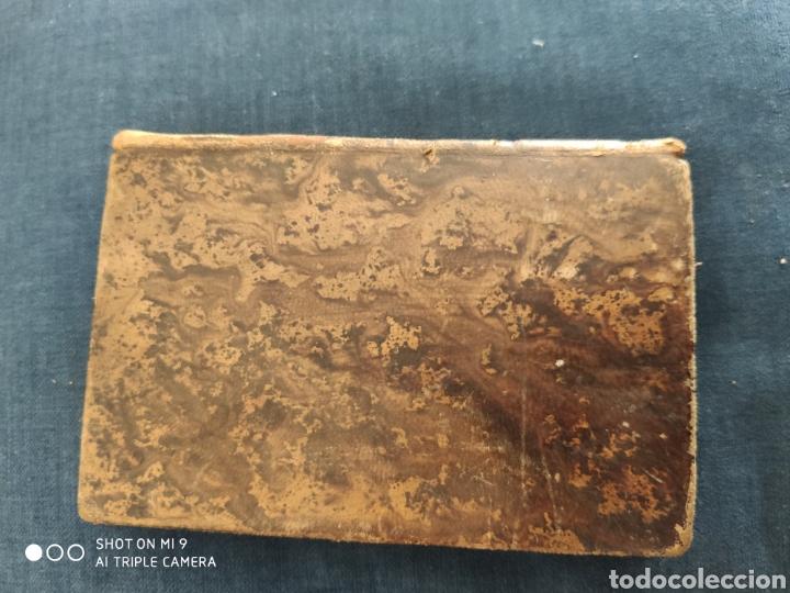 Libros antiguos: COMPENDIO DE MITOLOGIA Y DE LAS METAMORFOSIS DE OVIDIO. 1840. - Foto 3 - 220743323