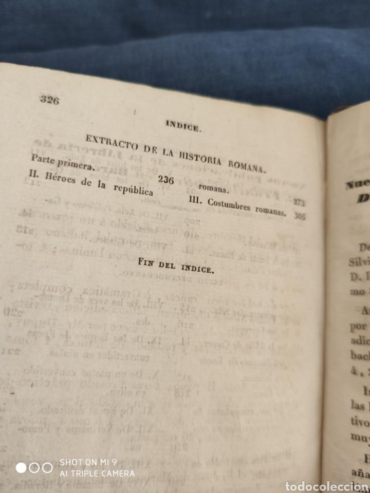 Libros antiguos: COMPENDIO DE MITOLOGIA Y DE LAS METAMORFOSIS DE OVIDIO. 1840. - Foto 10 - 220743323