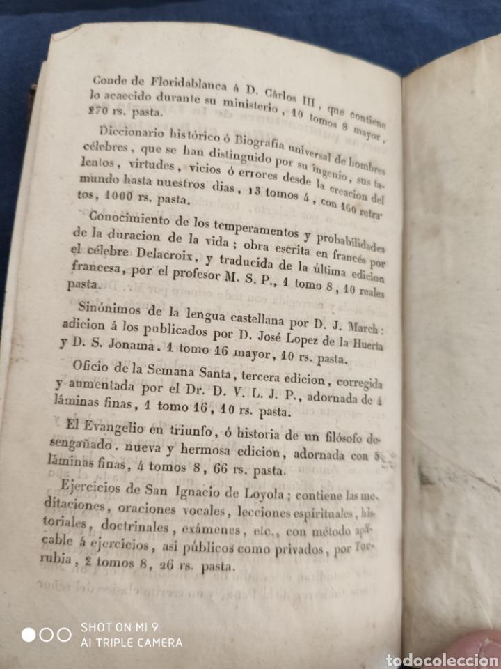 Libros antiguos: COMPENDIO DE MITOLOGIA Y DE LAS METAMORFOSIS DE OVIDIO. 1840. - Foto 12 - 220743323