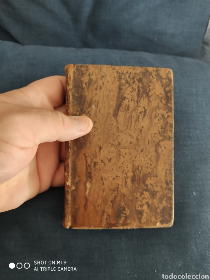 Libros antiguos: COMPENDIO DE MITOLOGIA Y DE LAS METAMORFOSIS DE OVIDIO. 1840. - Foto 13 - 220743323