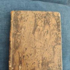 Libros antiguos: COMPENDIO DE MITOLOGIA Y DE LAS METAMORFOSIS DE OVIDIO. 1840.. Lote 220743323