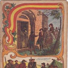 Libros antiguos: EL GRITO DE INDEPENDENCIA CUADERNO Nº 3--- PAGINAS DEL Nº 33 AL Nº 48. Lote 221859253