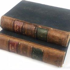 Libros antiguos: S-LA INQUISICIÓN ,EL REY Y EL NUEVO MUNDO OBRA COMPLETA MADRID 1886-1888. Lote 221963228