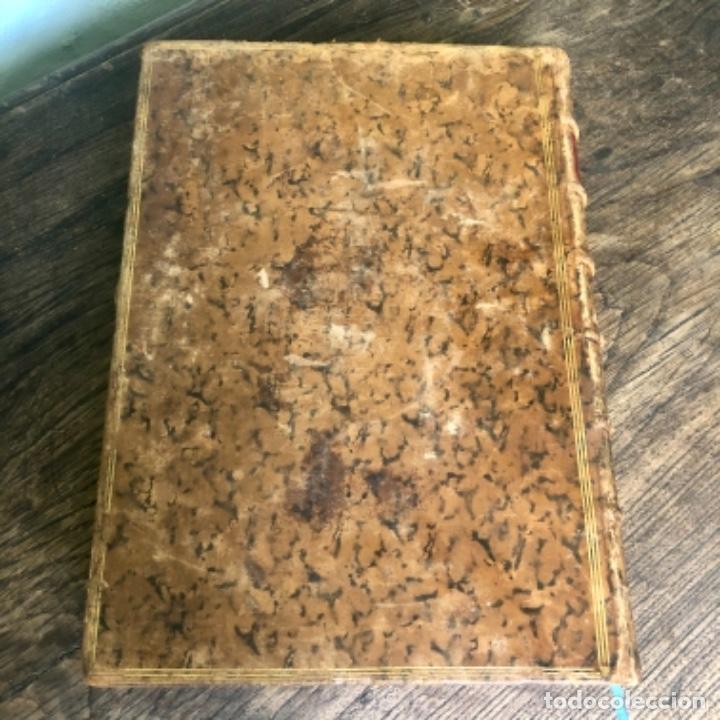 Libros antiguos: La Conjuración de Catilina y la guerra de Jugurta. Salustio en español por Ibarra año 1772 - Foto 5 - 223258452