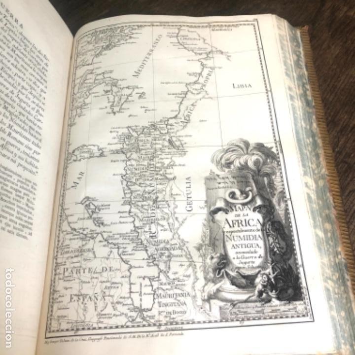 Libros antiguos: La Conjuración de Catilina y la guerra de Jugurta. Salustio en español por Ibarra año 1772 - Foto 11 - 223258452