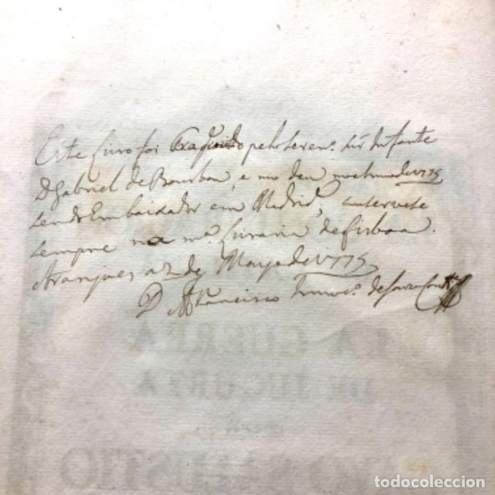 Libros antiguos: La Conjuración de Catilina y la guerra de Jugurta. Salustio en español por Ibarra año 1772 - Foto 12 - 223258452