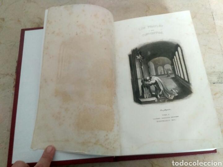 Libros antiguos: Los frailes y sus conventos siglo XIX - Foto 4 - 223327678