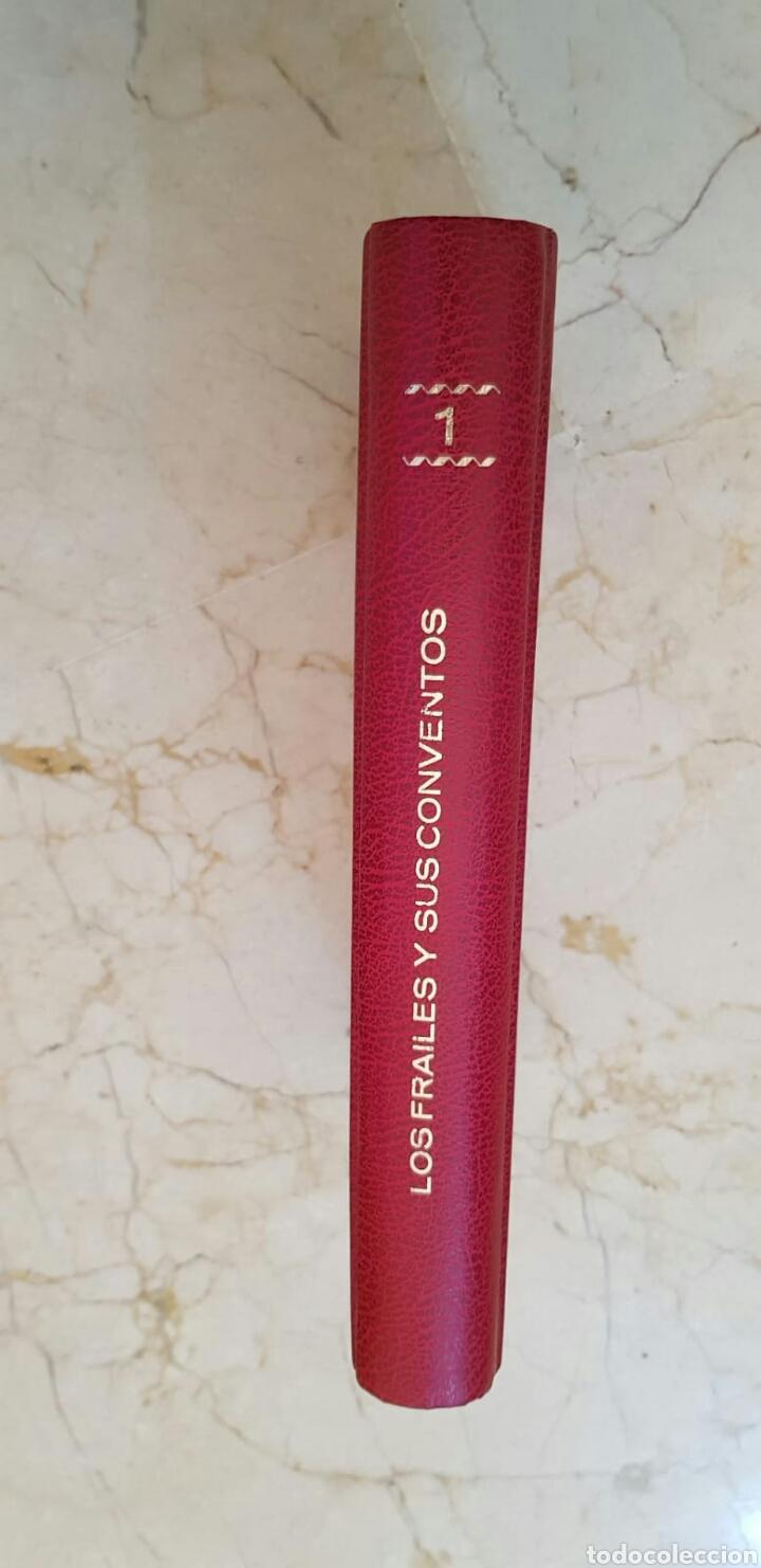 LOS FRAILES Y SUS CONVENTOS SIGLO XIX (Libros antiguos (hasta 1936), raros y curiosos - Historia Antigua)