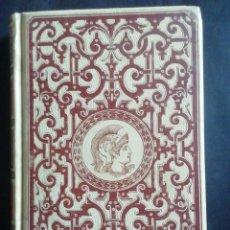 Libros antiguos: HISTORIA DE LOS GRIEGOS. VICTOR DURUY. TOMO TERCERO. MONTANER Y SIMÓN. 1891. Lote 224316415