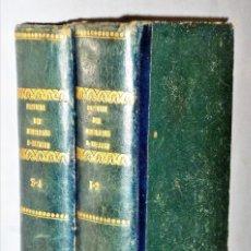 Libros antiguos: HISTOIRE DES MUSULMANS D´ESPAGNE JUSQU´À LA CONQUÊTE DE L'ANDALOUSIE PAR LES ALMORAVIDES (711-1110).. Lote 224693330