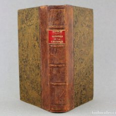 Libros antiguos: HISTOIRE DE LA VIRGINIE, 1707, TRADUITE DE L'ANGLOIS, CHEZ THOMAS LOMBRAIL, AMSTERDAM. 16,7X11CM. Lote 225248340