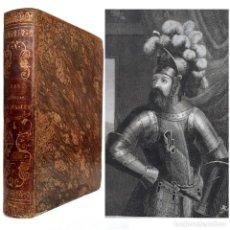 Libros antiguos: 1853 - ANALES DE LA CORONA DE ARAGÓN - JERÓNIMO ZURITA - ILUSTRADO CON PRECIOSAS LÁMINAS - HISTORIA. Lote 226235365