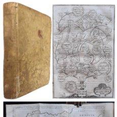 Libros antiguos: 1760 - CLAVE HISTORIAL - CRONOLOGÍA DE LOS PAPAS, EMPERADORES, REYES DE ESPAÑA, HEREJES - IBARRA. Lote 226250265