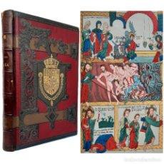 Libros antiguos: 1891 - HISTORIA MEDIEVAL DE ESPAÑA - REINOS CRISTIANOS, EL CID CAMPEADOR, CALIFATO DE CÓRDOBA, NAVAS. Lote 226694310