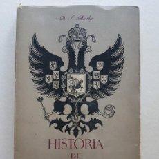 Libros antiguos: HISTORIA DE RUSIA HASTA LA REVOLUCIÓN D.S. MIRSKYED SEIX BARRAL 1949. Lote 226794874