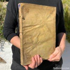 Libros antiguos: 1633 - MEMORIA A SU MAGESTAD CATÓLICA - EMBAJADA EN EL VATICANO - CHUMACERO. Lote 228323530