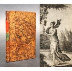 Libros antiguos: 1819 MITOLOGIA - DIOSES DEL OLIMPO - VENUS - BACO - LAS TRES GRACIAS. Lote 228356455