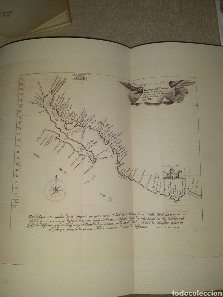 Libros antiguos: OBRA COMPLETA MAPAS AMERICA SIGLOS XVI-XVIII FRANCISCO VINDEL + MEMORIAS BIBLIOGRAFICAS 3 TOMOS TOTA - Foto 10 - 229105890