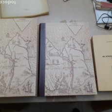 Libros antiguos: OBRA COMPLETA MAPAS AMERICA SIGLOS XVI-XVIII FRANCISCO VINDEL + MEMORIAS BIBLIOGRAFICAS 3 TOMOS TOTA. Lote 229105890