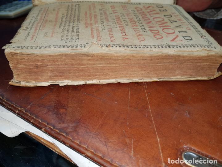 Libros antiguos: EL HIJO DE DAVID SALOMON CORONADO Y ACCIONES DE SU MINORIDAD, PREMIO DE LA OBEDIENCIA Y CASTIGO A LA - Foto 8 - 230341540