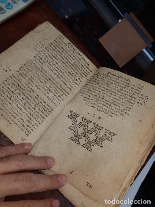 Libros antiguos: EL HIJO DE DAVID SALOMON CORONADO Y ACCIONES DE SU MINORIDAD, PREMIO DE LA OBEDIENCIA Y CASTIGO A LA - Foto 11 - 230341540