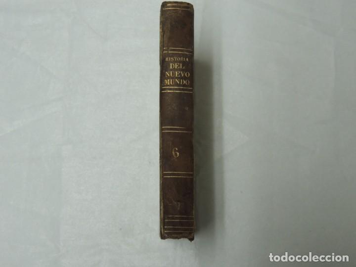 Libros antiguos: LA FLORIDA DEL INCA - ESCRITA POR EL INCA GARCILASO DE LA VEGA - TOMO VI -- MADRID ,1829 - Foto 2 - 230444835