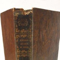 Libros antiguos: LIBRO HISTORIA GENERAL DE ESPAÑA HASTA 1847 POR P. JUAN DE MARIANA ILUSTRADO CON LAMINAS EN ACERO. Lote 230543985