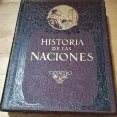 Libri antichi: HISTORIA DE LAS NACIONES, TOMO I - TRADUCTOR G. BOLADERES - CASA EDITORIAL SEGUÍ, BARCELONA. Lote 235306490