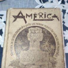 Libros antiguos: ESPECIAL EDICIÓN DEL 1892, DEL IV CENTENARIO DESCUBRIMIENTO AMÉRICA. Lote 235427510