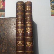 Libros antiguos: LA ESCLAVA DE SU DEBER. Lote 237157930