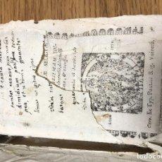 "Livros antigos: LIBRO EN PERGAMINO DE ""M TULLII CICERON"" 1774-BARCELONA. Lote 237736300"