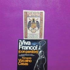 Libros antiguos: VIVA FRANCO (PARA EL BUEN LECTOR). Lote 237782010