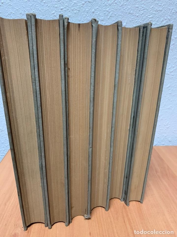 Libros antiguos: EL HOMBRE Y LA TIERRA.ELÍSEO RECLÚS. TOMOS I AL VI. CASA EDITORIAL MAUCCI. BARCELONA. - Foto 8 - 242066770