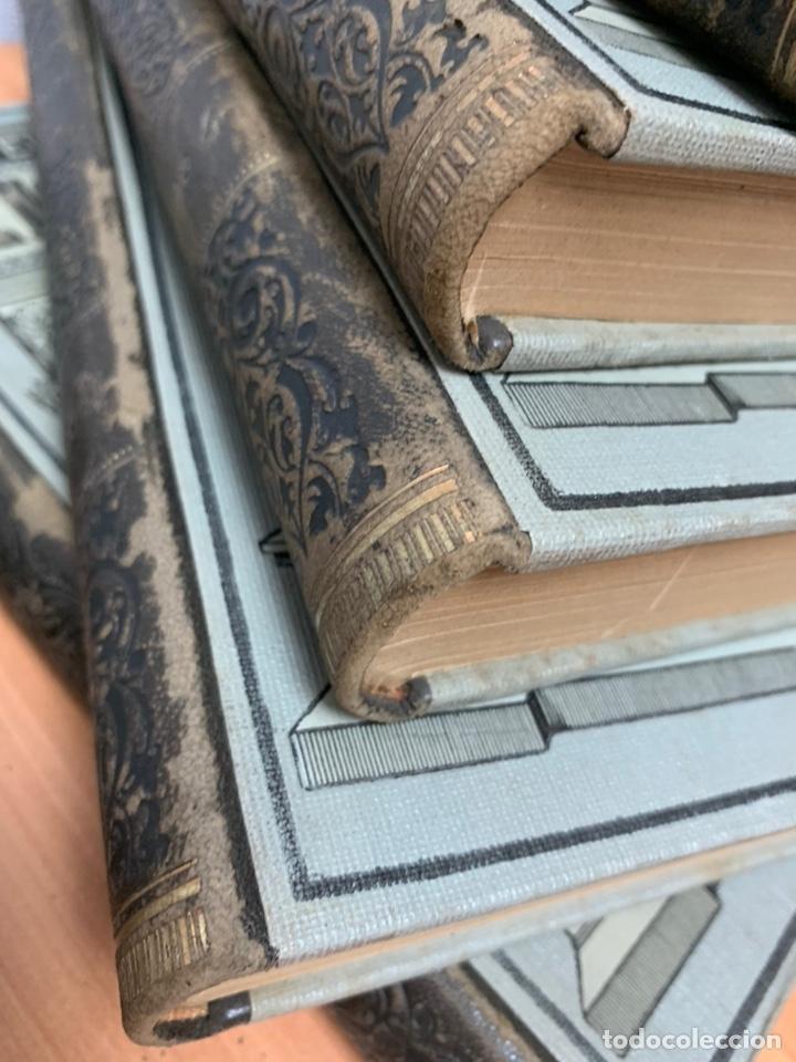 Libros antiguos: EL HOMBRE Y LA TIERRA.ELÍSEO RECLÚS. TOMOS I AL VI. CASA EDITORIAL MAUCCI. BARCELONA. - Foto 22 - 242066770