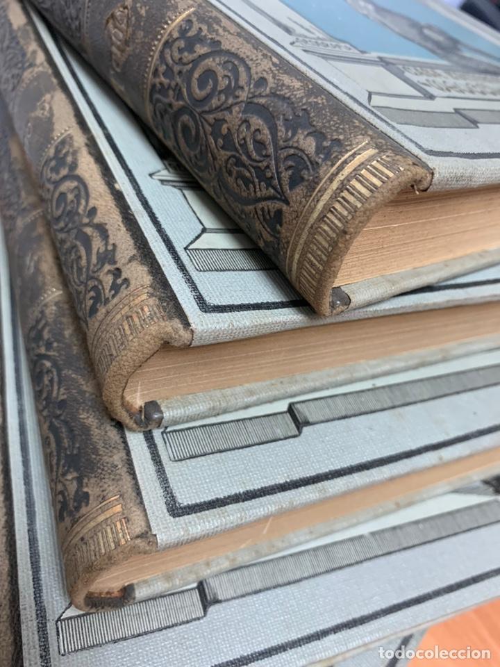 Libros antiguos: EL HOMBRE Y LA TIERRA.ELÍSEO RECLÚS. TOMOS I AL VI. CASA EDITORIAL MAUCCI. BARCELONA. - Foto 23 - 242066770