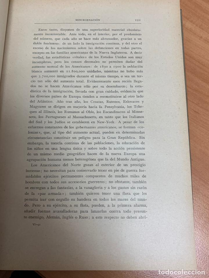Libros antiguos: EL HOMBRE Y LA TIERRA.ELÍSEO RECLÚS. TOMOS I AL VI. CASA EDITORIAL MAUCCI. BARCELONA. - Foto 26 - 242066770