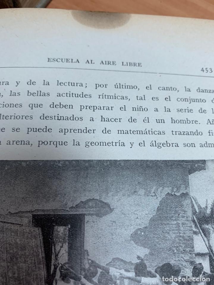 Libros antiguos: EL HOMBRE Y LA TIERRA.ELÍSEO RECLÚS. TOMOS I AL VI. CASA EDITORIAL MAUCCI. BARCELONA. - Foto 30 - 242066770