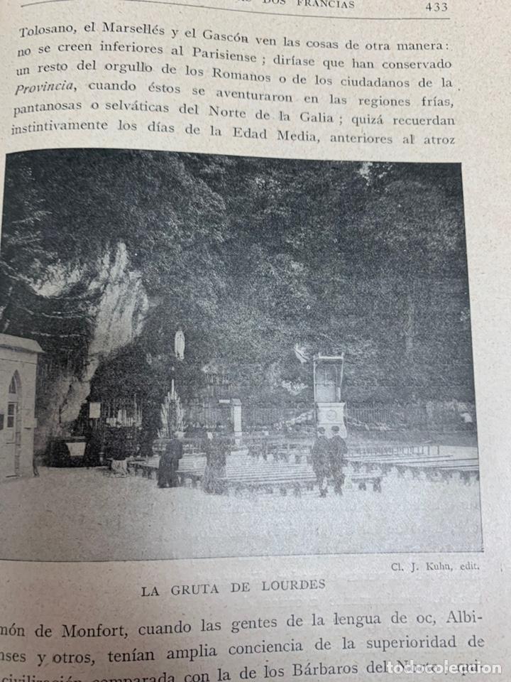 Libros antiguos: EL HOMBRE Y LA TIERRA.ELÍSEO RECLÚS. TOMOS I AL VI. CASA EDITORIAL MAUCCI. BARCELONA. - Foto 51 - 242066770