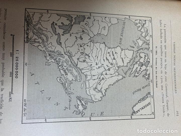 Libros antiguos: EL HOMBRE Y LA TIERRA.ELÍSEO RECLÚS. TOMOS I AL VI. CASA EDITORIAL MAUCCI. BARCELONA. - Foto 56 - 242066770