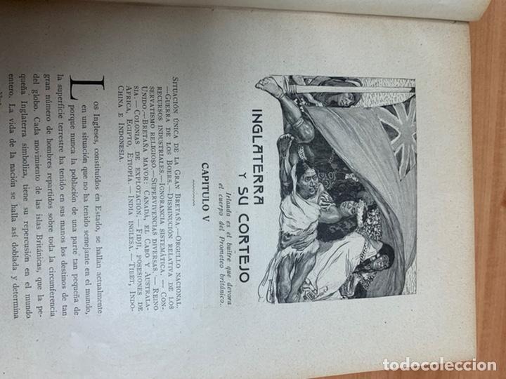 Libros antiguos: EL HOMBRE Y LA TIERRA.ELÍSEO RECLÚS. TOMOS I AL VI. CASA EDITORIAL MAUCCI. BARCELONA. - Foto 73 - 242066770