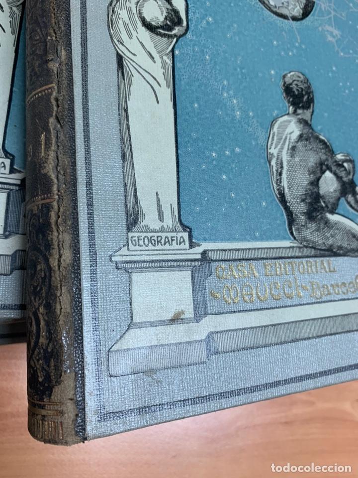 Libros antiguos: EL HOMBRE Y LA TIERRA.ELÍSEO RECLÚS. TOMOS I AL VI. CASA EDITORIAL MAUCCI. BARCELONA. - Foto 74 - 242066770