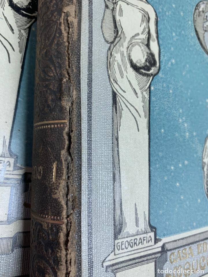 Libros antiguos: EL HOMBRE Y LA TIERRA.ELÍSEO RECLÚS. TOMOS I AL VI. CASA EDITORIAL MAUCCI. BARCELONA. - Foto 75 - 242066770