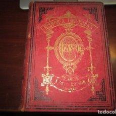 Livres anciens: HISTORIA UNIVERSAL CESAR CANTU 1885 BARCELONA TOMO VI. Lote 242418885