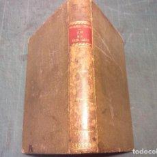 Livros antigos: MIGUEL SALVA. COLECCIÓN DOCUMENTOS INÉDITOS HISTORIA ESPAÑA.. Lote 242481540