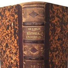 Libros antiguos: GERMANIA, O COLECCIÓN DE LOS SUMOS ESCRITORES... (MULLER 1849) ARREGLAD POR BERGUES DE LAS CASAS Y. Lote 243014135