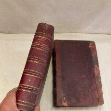 Libros antiguos: LOTE LIBROS ANTIGUOS 1870!PAPAS Y REYES!. Lote 243017470