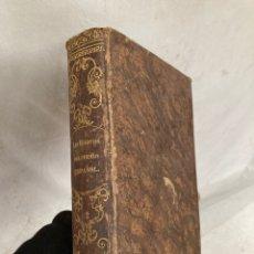 Libros antiguos: LIBRO 1859,LOS MISTERIOS DEL PUEBLO ESPAÑOL!. Lote 243128815