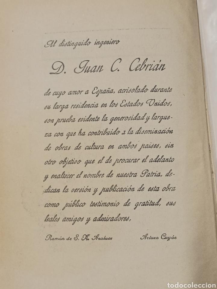 Libros antiguos: Los Exploradores Españoles del siglo XVI Charles F. Lummis Undécima Edición 1930 Editorial Araluce - Foto 4 - 243135185