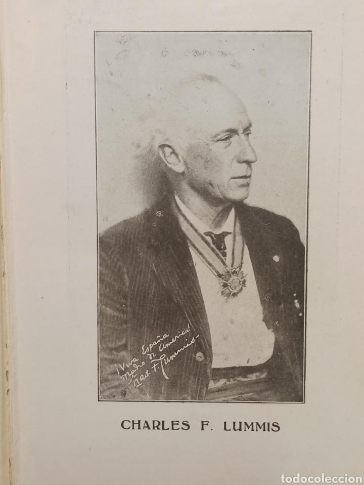 Libros antiguos: Los Exploradores Españoles del siglo XVI Charles F. Lummis Undécima Edición 1930 Editorial Araluce - Foto 5 - 243135185