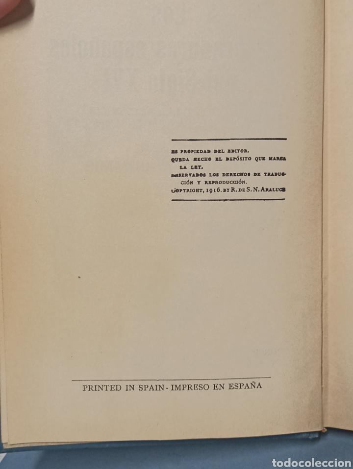 Libros antiguos: Los Exploradores Españoles del siglo XVI Charles F. Lummis Undécima Edición 1930 Editorial Araluce - Foto 8 - 243135185